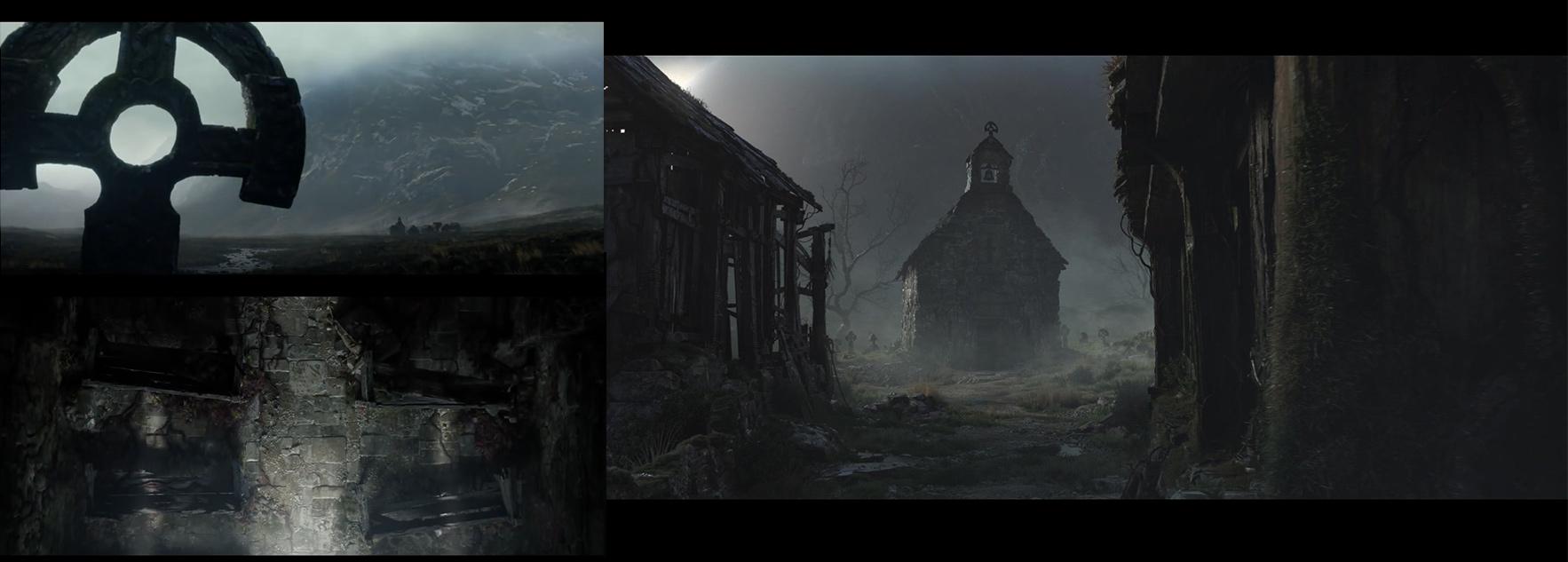 Скриншот Diablo 4 - Official Announcement Cinematic Trailer