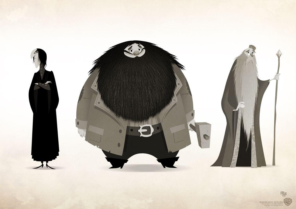 Персонажи Хогвартса