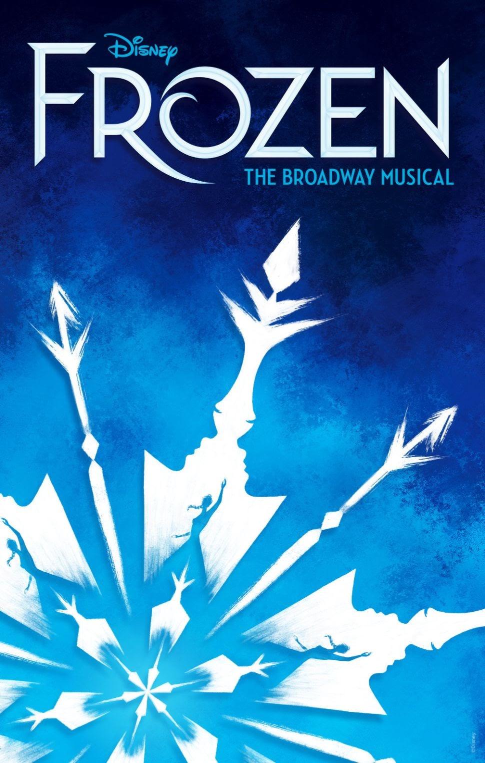 Обложка мультфильма «Frozen»