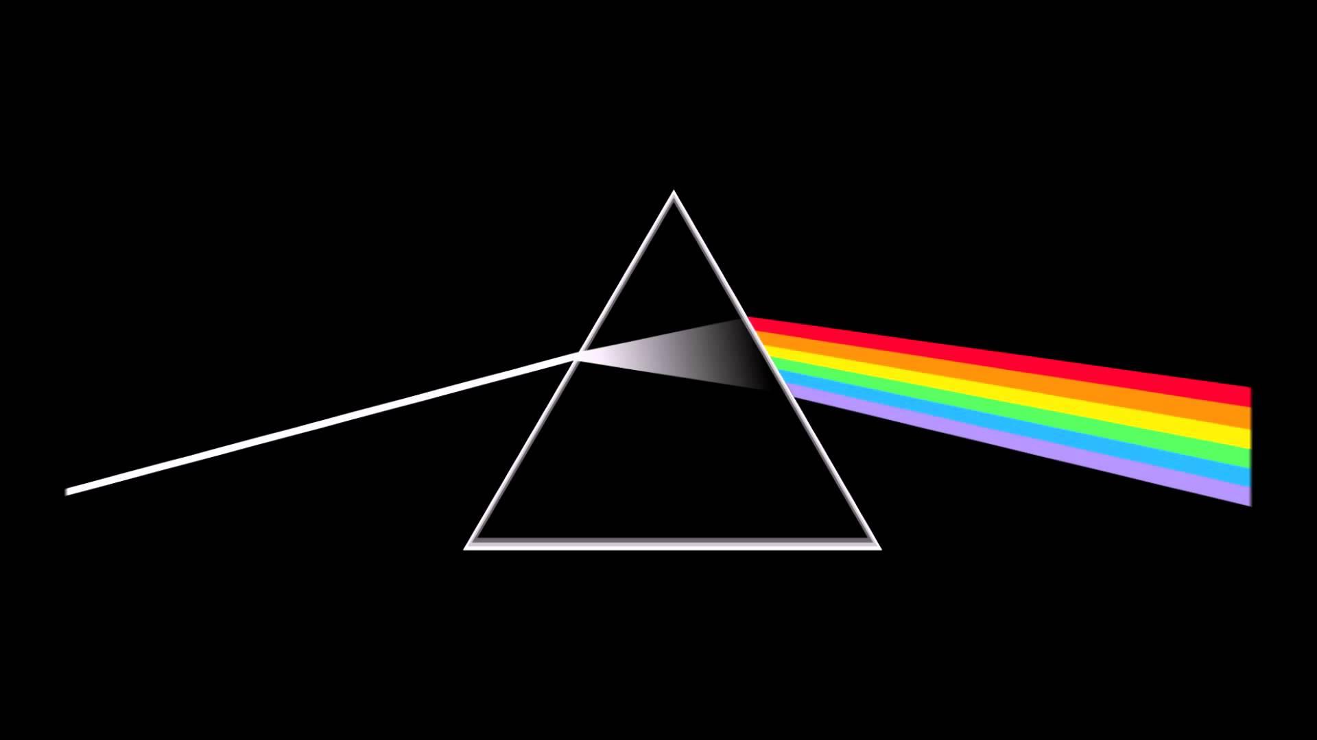 Обложка альбома «The Dark Side Of The Moon» группы «Pink Floyd»