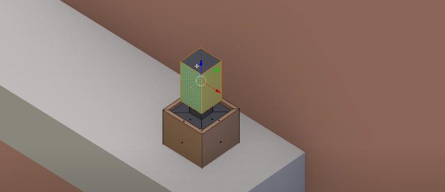 Моделирование лоуполи кактуса