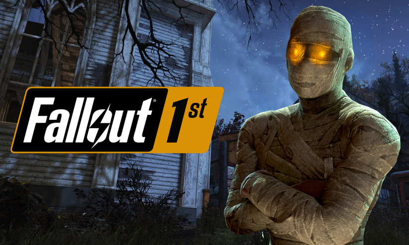Промо арт Fallout 1'st