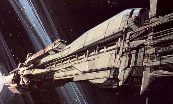 «Сулако» — военный-грузовой космический корабль