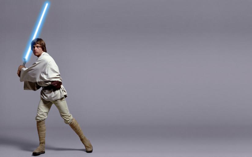 Люк Скайуокер из «Звездные Войн»