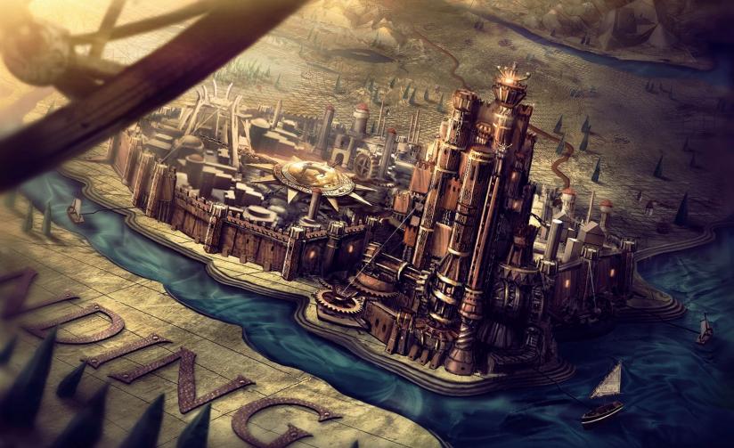 Королевская гавань из серии книг «Песнь льда и пламени»
