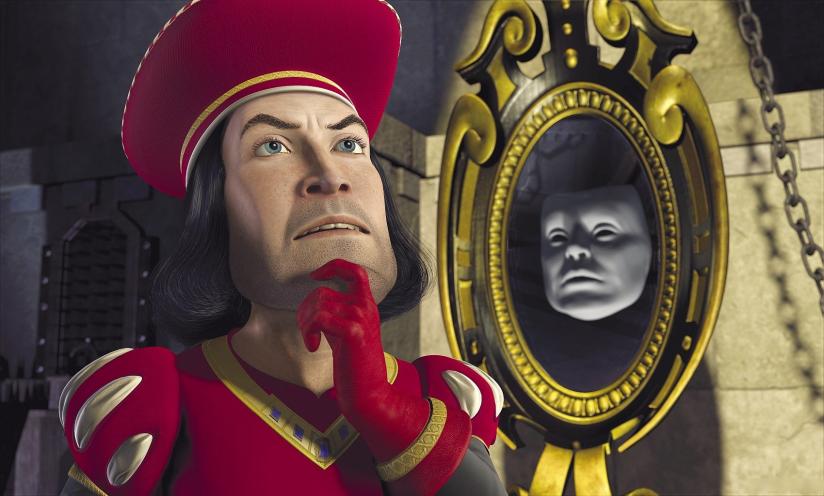 лорд Фаркуад — коротышка