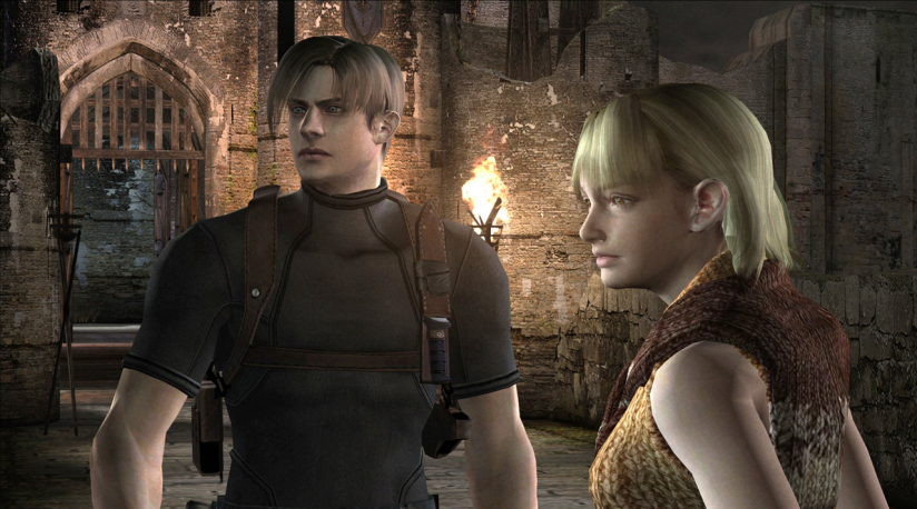 Эшли Грэхем из «Resident Evil 4»