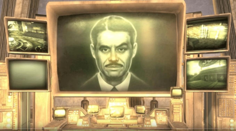 Кадр из игры Fallout: New Vegas