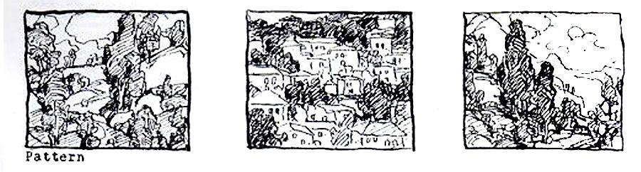 Вид композиции «Паттерн». Источник: muddycolors