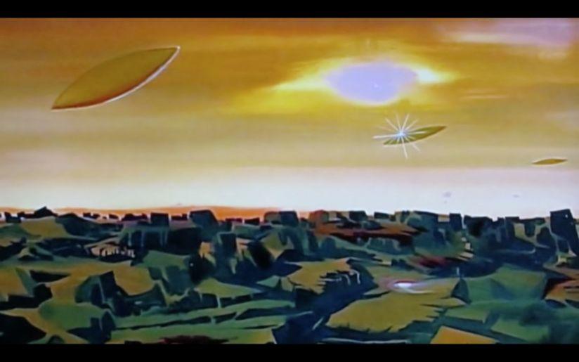 Концепты к фильму «2001 год: Космическая одиссея». Источник: cinemaplanet.pt