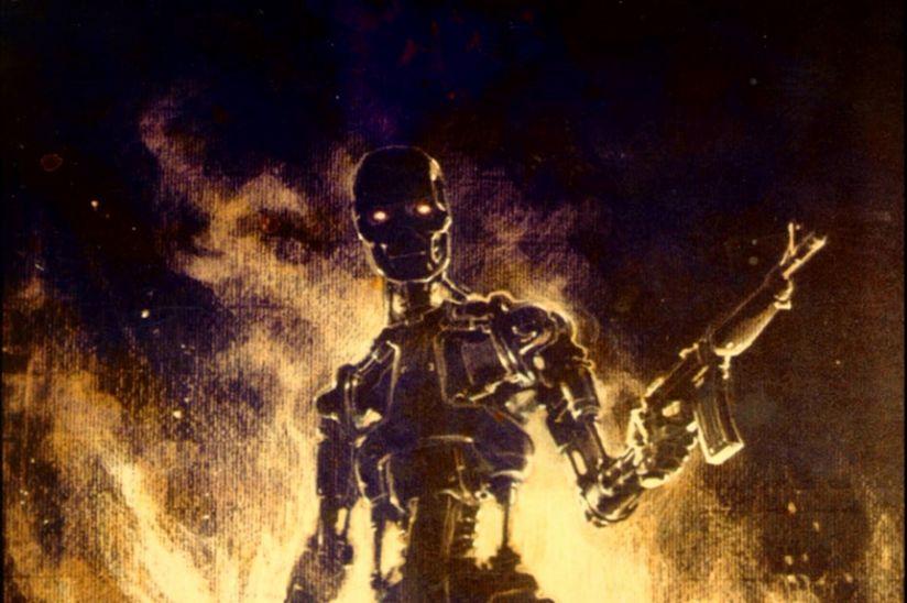 Концепты к фильму «Терминатор». Источник: www.theterminatorfans.com