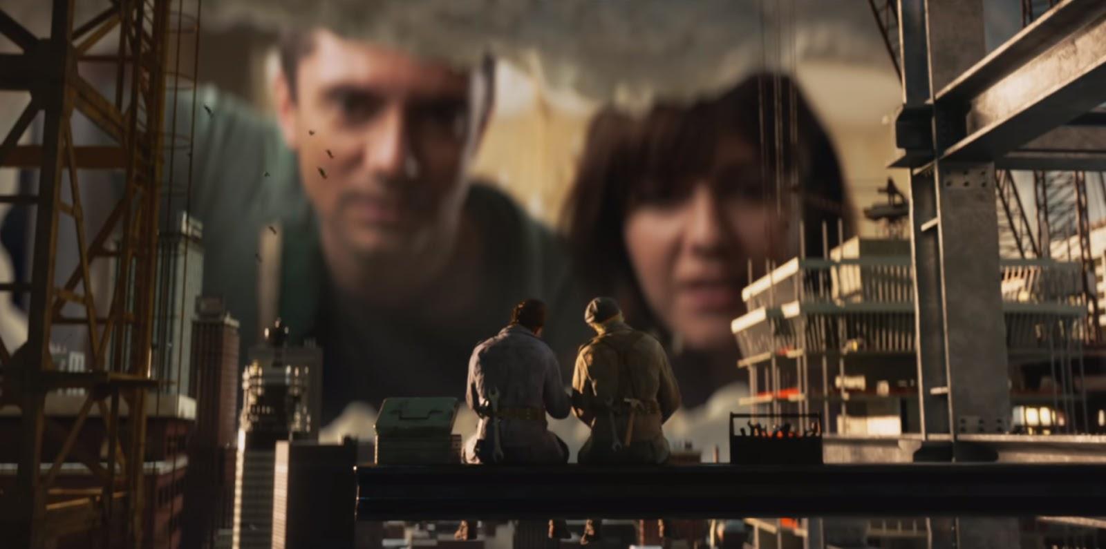 Кадр из сериала «Love, Death&Robots»