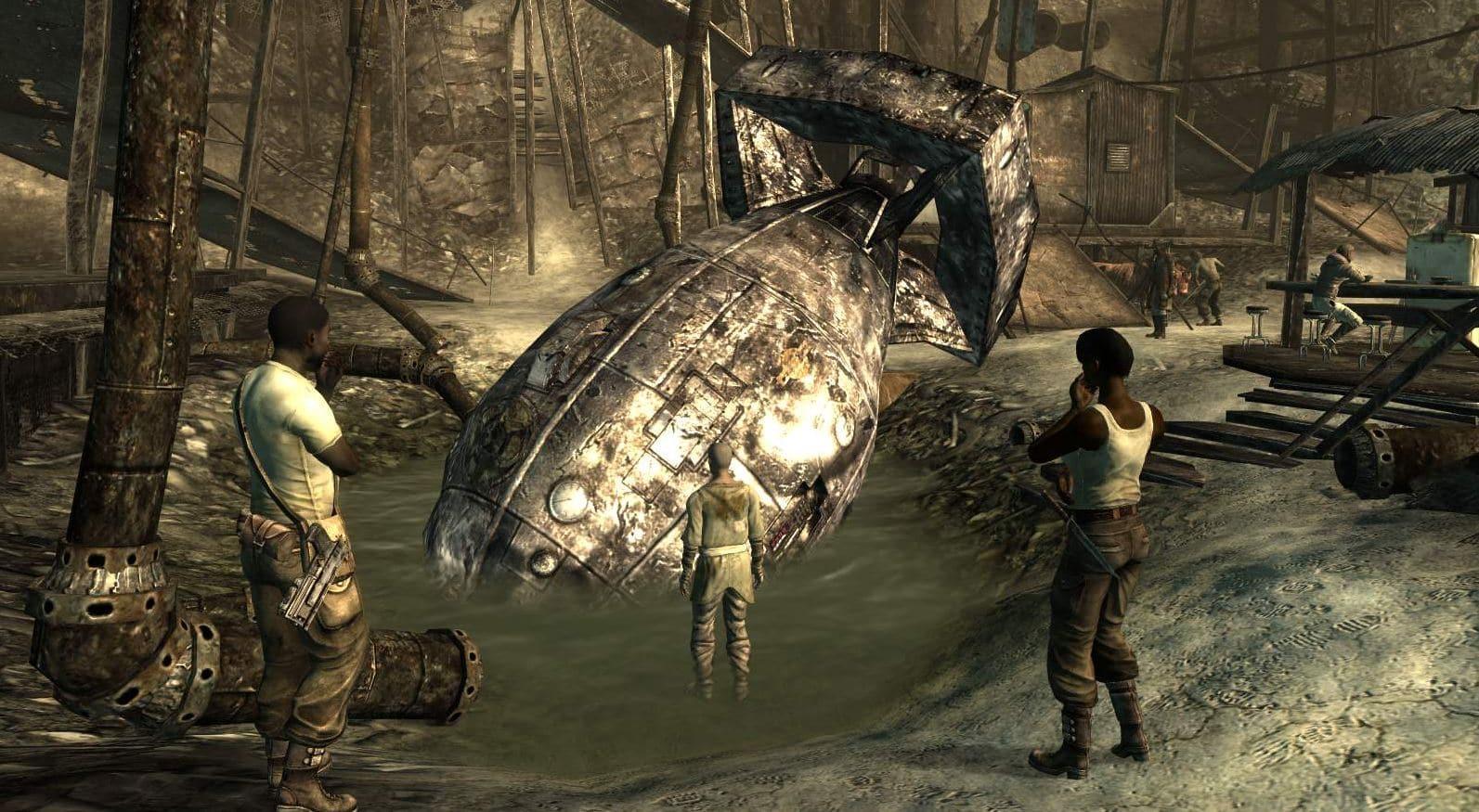 Кадр из Fallout 3. Источник: falloutworld.ru