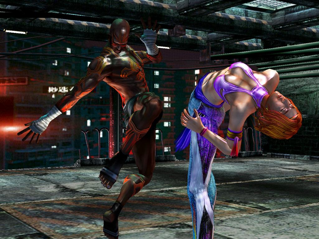 Кадр из Kakuto Chojin. Источник: giantbomb1.cbsistatic.com