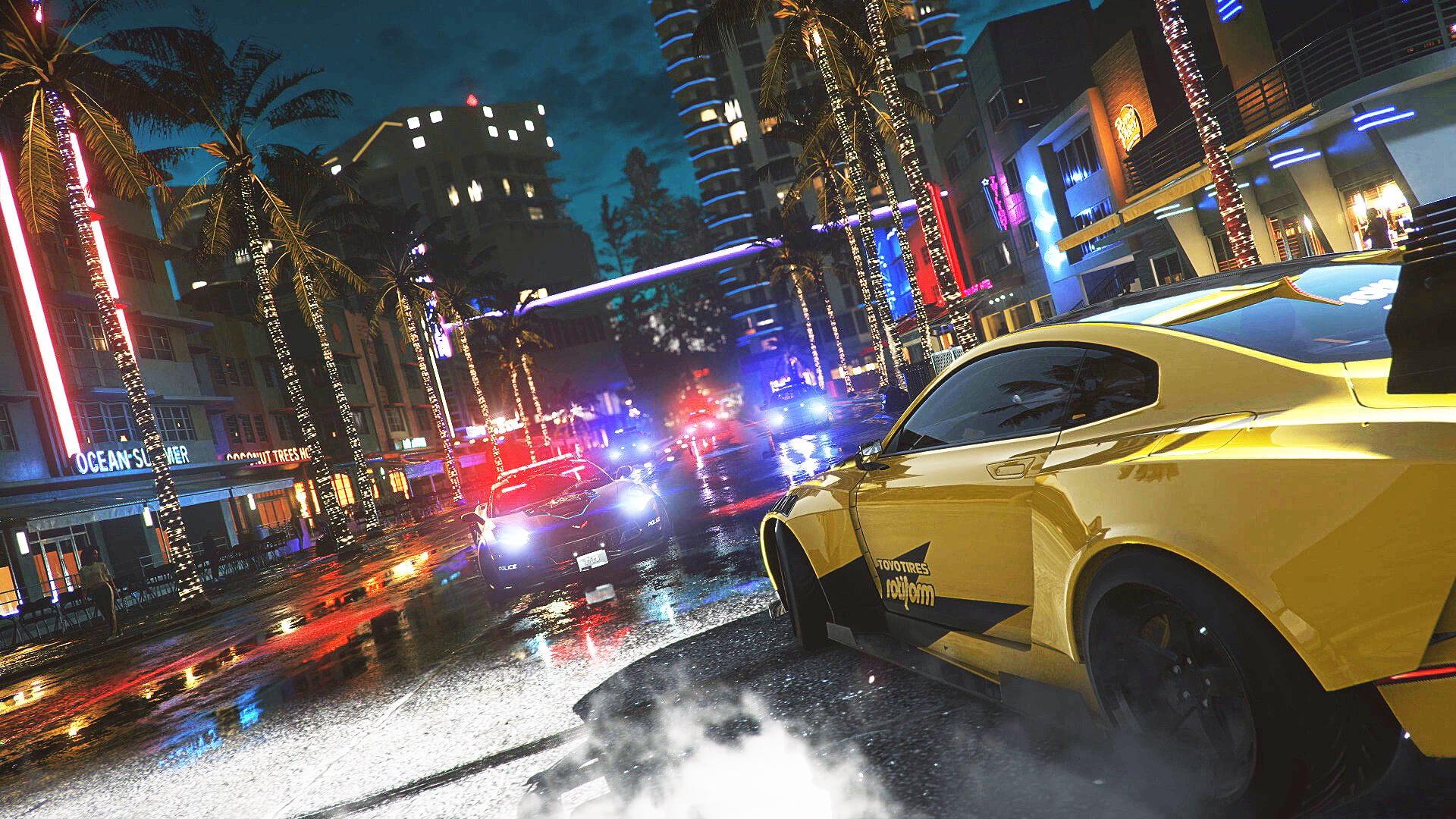 Кадр из Need For Speed. Источник: igromania.ru