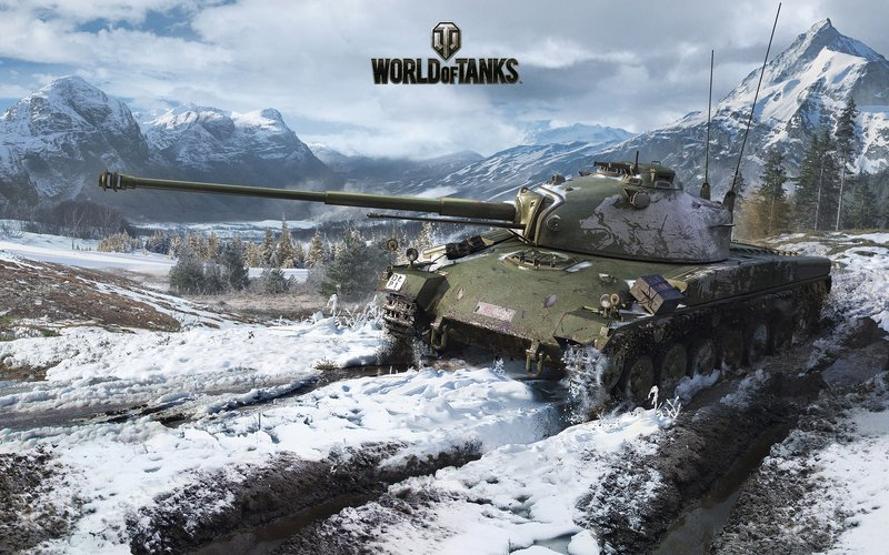 Кадры из Battlefield, World of Tanks и Horizon Zero Dawn.Источник: wall.alphacoders.com