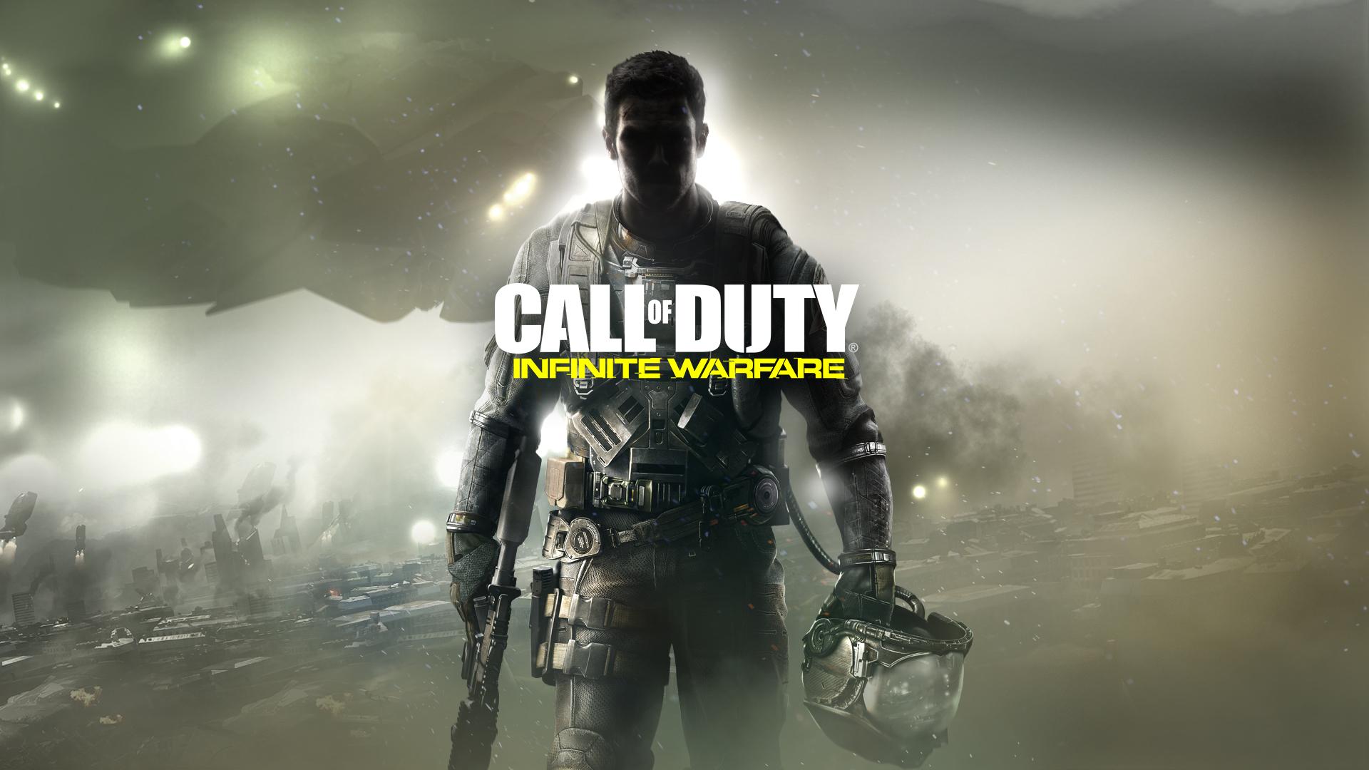 Кадр из Call of Duty. Источник: wall.alphacoders.com