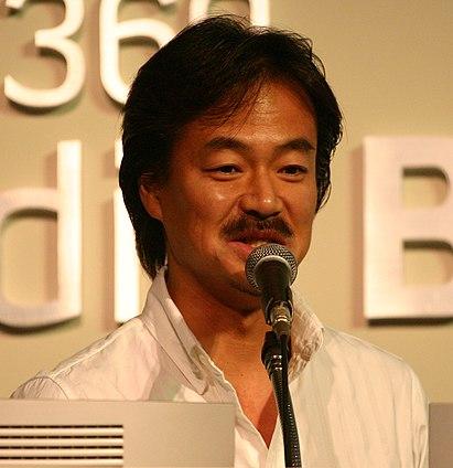 Хиронобу Сакагути. Источник: uk.wikipedia.org