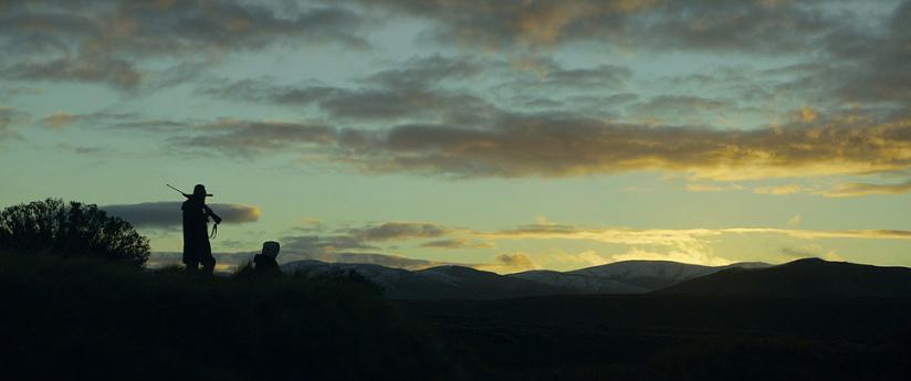Кадр из фильма «Охота на диких людей»
