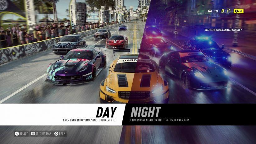 Промо материал к игре Need for Speed