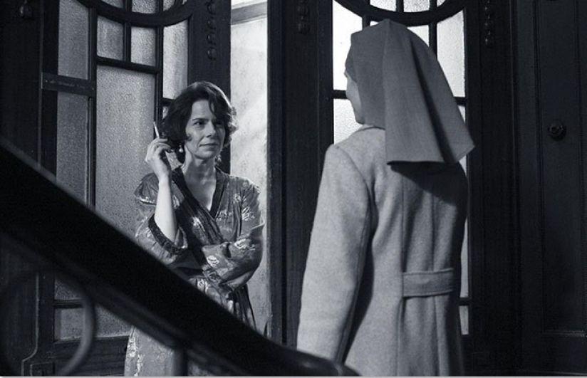 Кадр из фильма «Ида»