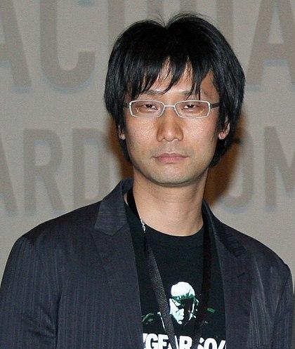 Хидео Кодзима. Источник: uk.wikipedia.org